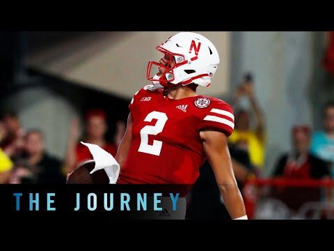 Adrian Martinez Handles the Pressure | Nebraska | B1G Football