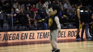 Obras Basket 67-71 San Lorenzo (4/11/2019)