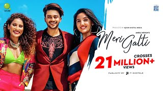 Meri Galti (Full Video) - Ambili Menon Ft. Hasnain & Ashnoor Kaur | United White Flag