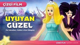 Gambar cover Adisebaba Çizgi Film Masallar - Uyuyan Güzel