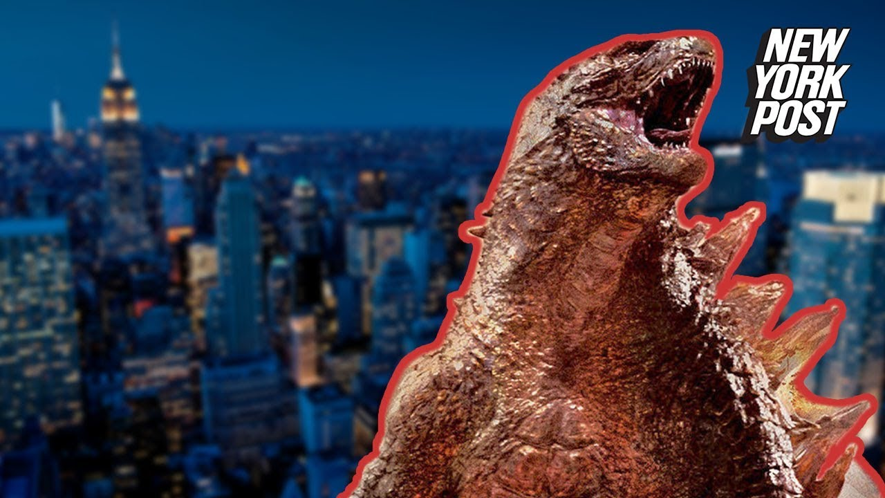 Download Would New York City survive a real Godzilla attack? | New York Post