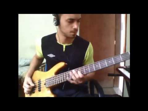 SCORPIONS (Bass Cover) - No One Like You