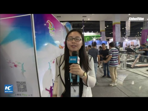 LIVE: New tech trends that shape our future, at Internet of Things Expo in Wuxi, China