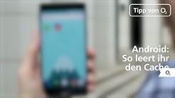 Auf einem Android-Smartphone den Cache leeren – so geht's