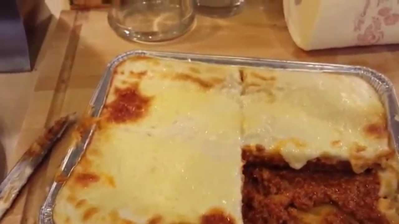 Jak Zrobic Lasagne Bolognese Danie Gotowe Odcinek 1