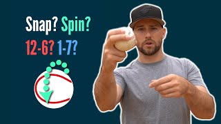 How to Throw a Curveball - The Definitive Guide for Baseball Pitchers