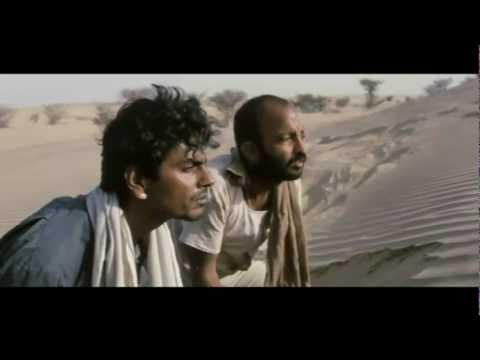 Irrfan & Nawazuddin Siddiqui in 'Bypass' (2003)