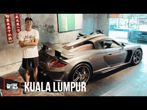 Finding A Gemballa Mirage GT In Kuala Lumpur | Eᴘ23: Mᴀʟᴀʏsɪᴀ