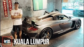 Finding A Gemballa Mirage GT In Kuala Lumpur
