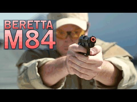 "Elite Force Beretta M84 CO2 ""Cheetah"" - Crazy Recoil at an Affordable Price 