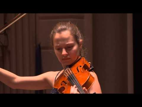 Dutch Classical Talent Tour & Award 2013/2014 auditie Dana Zemtsov