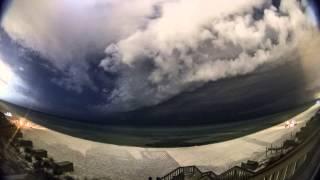 Rosemary Beach Lightning Timelapse
