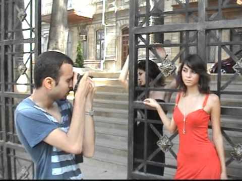 Sexy Hot Azeri girls posing for photoshoot