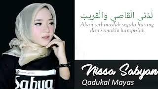 """Lagu NISSA SABYAN """"Qadukal Mayas"""" Mp3"""