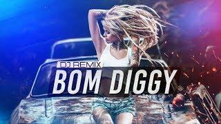 Bom diggy (remix) - dj hridoy | zack ...