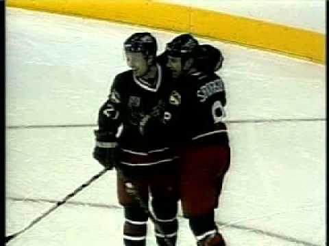 Goeff Sanderson 1st Hat Trick in Blue Jackets History 2 10 01 - YouTube 667b83433