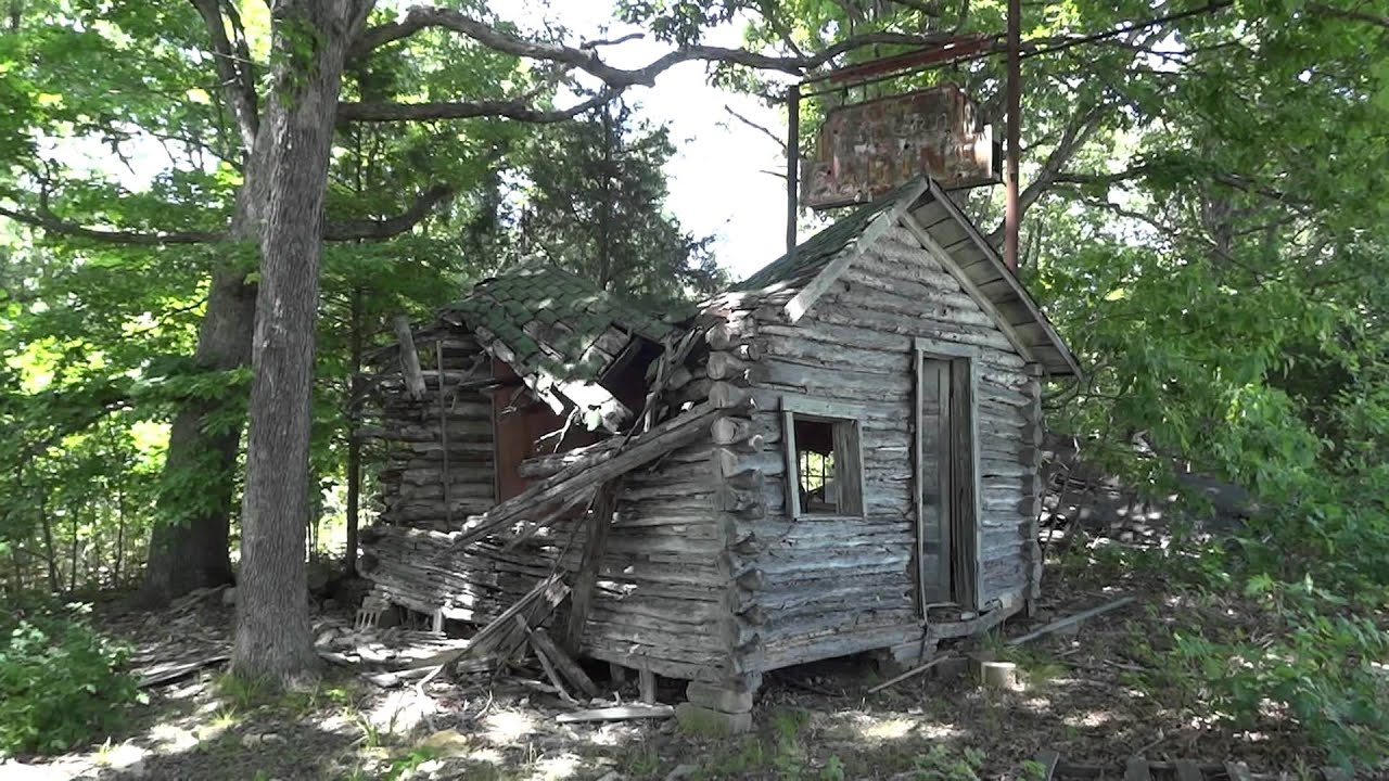 Roaminu0027 Rich Explores Johnu0027s Modern Cabins On Old Missouri Route 66    YouTube