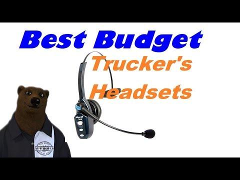 CUMBIA DE HOY - BEST BUDGET TRUCKER STYLE HEADSET (BLUETOOTH HEADSET)
