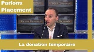 Etudes des enfants : avez-vous pensé à la donation temporaire ?
