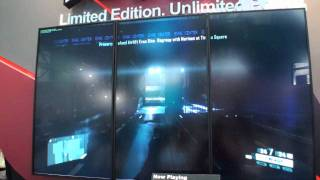 ASUS Mars II dual GTX 580 running Crysis II at 3240 x 1920 - you want!