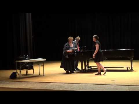 Sharon Sweet Mansfield University Master Class 2/3