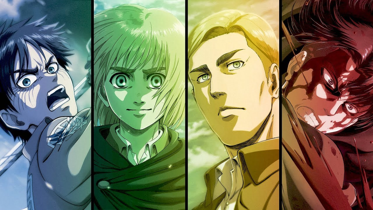 Attack on Titan Season 3 Part 2 - Opening Full『Shoukei to Shikabane no Michi』by Linked Horizon