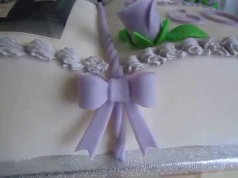 Hochzeit diamantene torte für Tortenelfes Blog