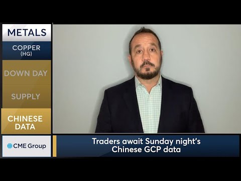 October 16 Metals Commentary: Bob Iaccino