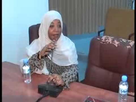 Professorial Presentation by Prof Rogaya Elsayeed,University of Khartoum