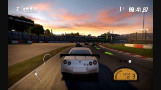 Need For Speed: Shift 2 Unleashed Gameplay PC