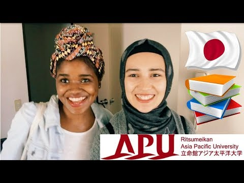 BACK TO SCHOOL | UNIVERSITY IN JAPAN | RITSUMEIKAN ASIA PACI