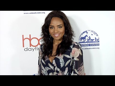 Meagan Tandy 2018 Daytime Hollywood Beauty Awards Red Carpet