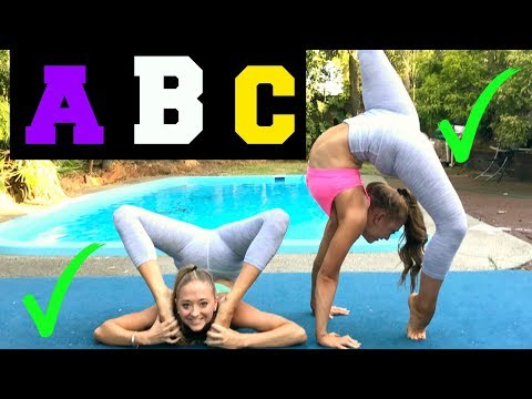 ABC CONTORTION Challenge!