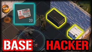 SAQUEAMOS BASE HACKER..!! | LAST DAY ON EARTH: SURVIVAL