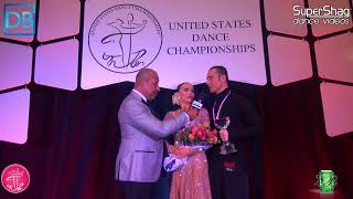 Comp Crawl with DanceBeat! USDC 2017! Pro RS Latin Daria and Sergiy