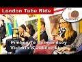 London Underground Tube Ride | Pimlico to Bermondsey | Victoria/Jubilee Lines | Slow TV | Episode 29