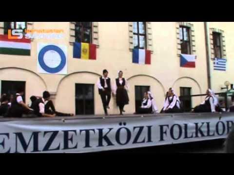 Szerbia csoportja -- Folklórgála 2011 -- Sárvár (1)