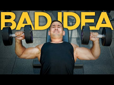 Stop Doing Dumbbell Presses Like This! (7 KEY MISTAKES)
