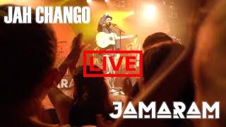 """Jah Chango feat Jamaram """"Mis Maletas"""" Live In Backstage Werk München"""