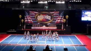 Cheer Power - San Antonio Finals 2-9-14