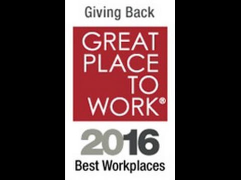 HJI recognized as 50 Best Workplaces for Giving Back