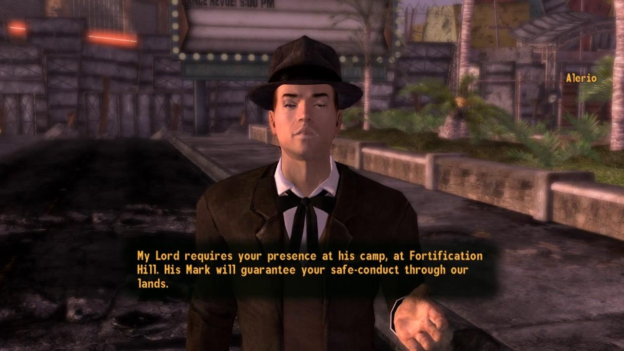 Vulpes Inculta Fallout New Vegas