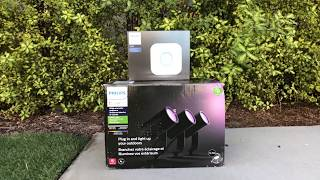 Phillips Hue Outdoor Lily Smart Lights: Honest Review