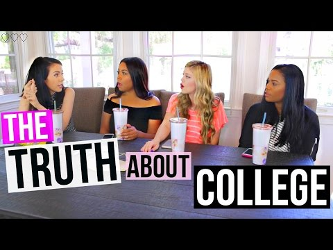 Should You REALLY Have A College Degree??! w/ Madison Miller + Tana Montana | #TeaTalk Episode 7