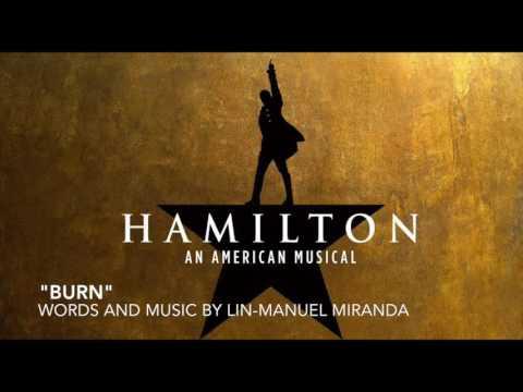 Hamilton | Burn [Instrumental/Karaoke in A Minor]