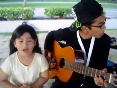 Comel!! Tak Ku Sangka Tak Ku Duga Cover by Budak Cute