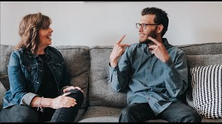 Deaf and Hearing Couple: A Hearing Mother Raising A Deaf Child