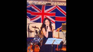 """""""Back to black"""" by Amy Winehouse - Cover Federica Crea"""