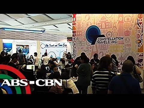 Bandila: How to get vacation discounts at Travel Tour Expo 2016?