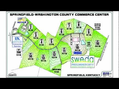SWEDA, Springfield-Washington County Economic Development Authority